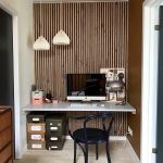 Office Rustic Natural Oak